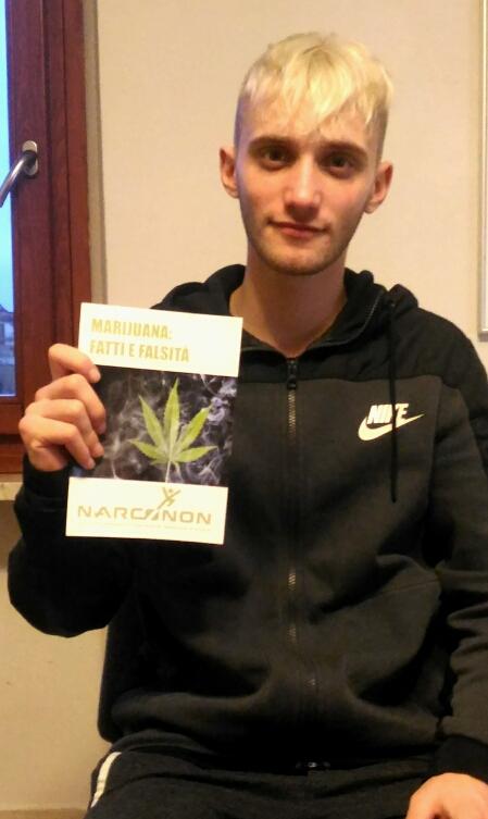 Centro Narconon Piemonte: effetti della marijuana: erba medica, erba legale ?