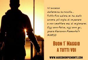 Centro Narconon Piemonte - 1 maggio - drug free world