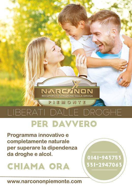 Centro Narconon Piemonte - comunità di recupero da tossicodipendenza e alcolismo