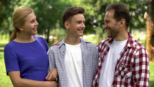 disintossicazione da droghe - una famiglia ora felice